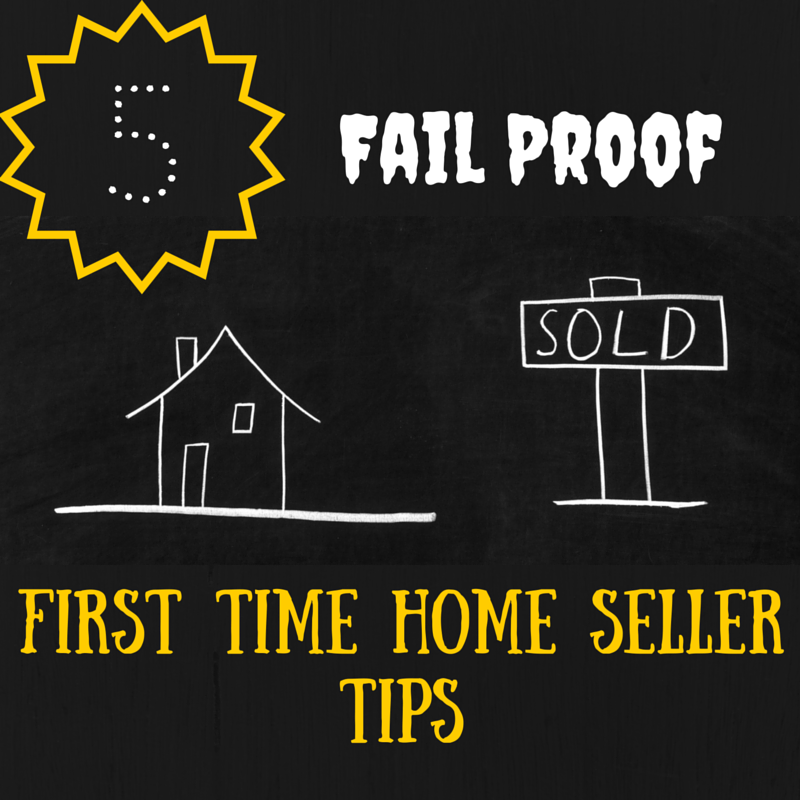 5 Tips for first-time home sellers (Home Seller Tips)