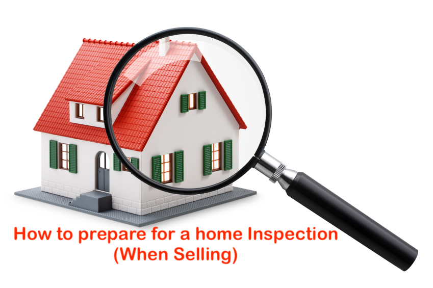 How to prepare for the home inspection when selling your house(Home seller Tips)